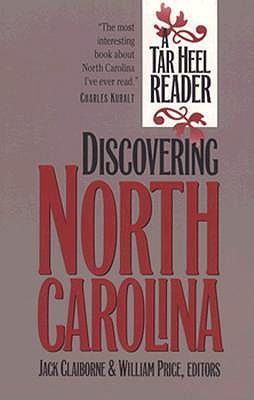 Image for DISCOVERING NORTH CAROLINA A TAR HEEL READER