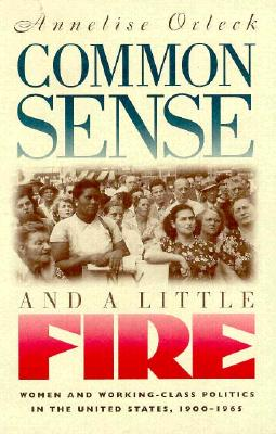 Image for Common Sense and a Little Fire: Women and Working-Class Politics in the United States, 1900-1965 (Gender and American Culture)