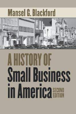 Image for A History of Small Business in America