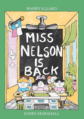 Miss Nelson Is Back (Turtleback School & Library Binding Edition), Allard, Harry