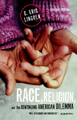 Image for RACE RELIGION AND THE CONTINUING PB