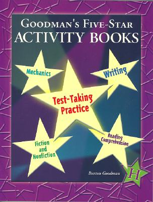 Image for Goodman's Five-Star Activity Books: Level H