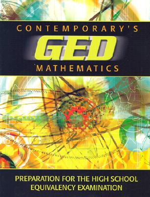Image for CONTEMPORARY'S GED MATHEMATICS