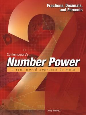 Contemporary's Number Power: Fractions, Decimals, and Percents (Essentials), Howett, Jerry
