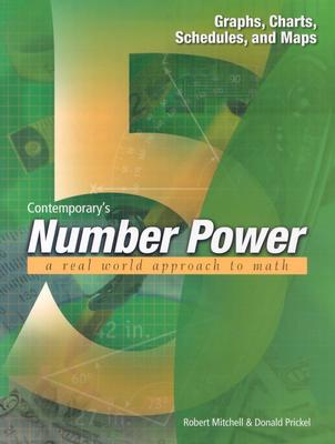 Image for Number Power 5: Graphs, Charts, Schedules, and Maps