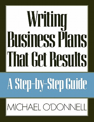 Image for Writing Business Plans That Get Results