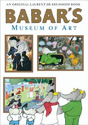 Babar's Museum of Art, De Brunhoff, Rose