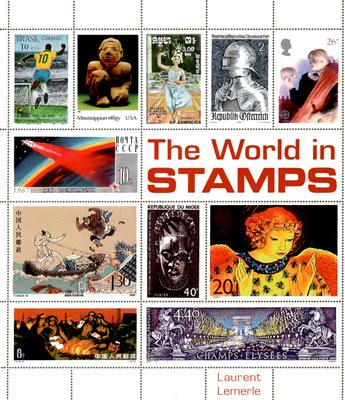 The World in Stamps, Lemerle, Laurent