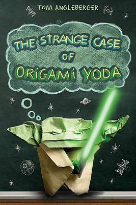 Image for The Strange Case of Origami Yoda