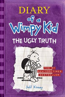 Diary of a Wimpy Kid: The Ugly Truth, Jeff Kinney