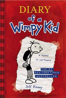 DIARY OF A WIMPY KID 1, JEFF KINNEY
