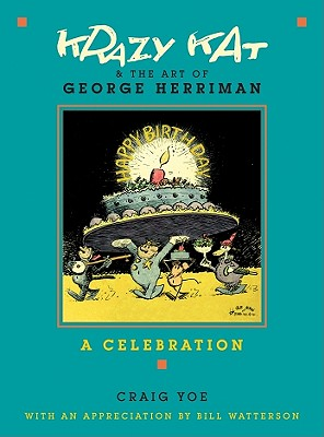 Image for Krazy Kat and The Art of George Herriman: A Celebration