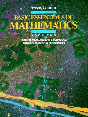 Image for Basic Essentials of Mathematics, Book 2: Percent,  Measurement & Formulas, Equations, Ratio & Proportion