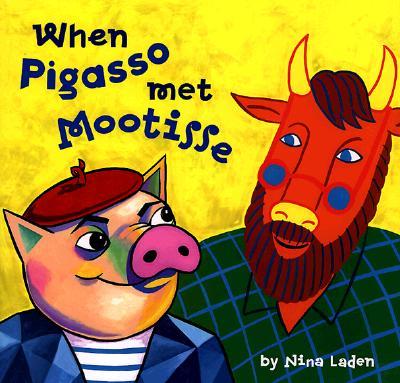 When Pigasso Met Mootisse, Nina Laden