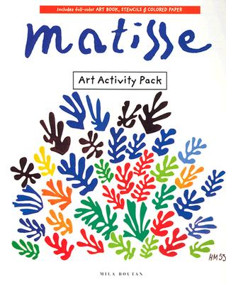 Image for Art Activity Pack: Matisse