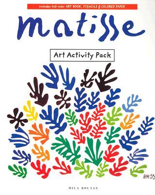 Art Activity Pack: Matisse (Art Activity Packs), Mila Boutan