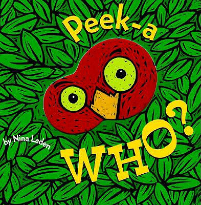 Image for PEEK-A-WHO?