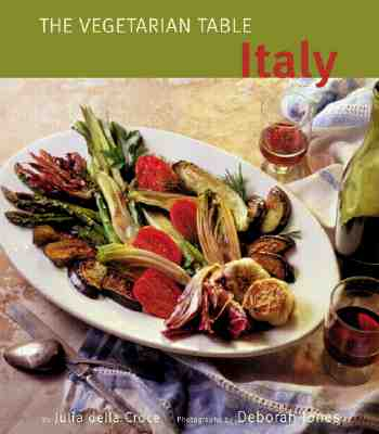 Image for VEGETARIAN TABLE : ITALY