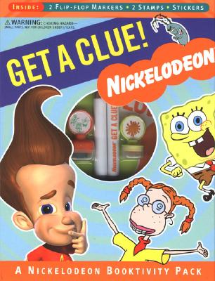 Image for Get a Clue! : a Nickelodeon Booktivity Pack