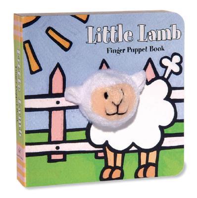 Image for Little Lamb Finger Puppet Book