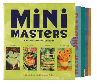 Mini Masters Boxed Set, JULIE MERBERG, SUZANNE BOBER