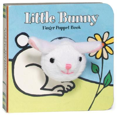 Image for Little Bunny: Finger Puppet Book (Finger Puppet Brd Bks)