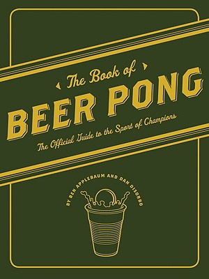 Image for BOOK OF BEER PONG