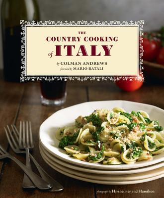 Image for The Country Cooking of Italy