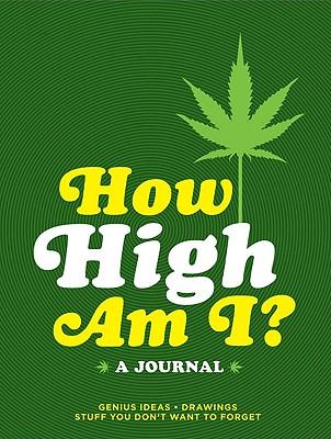 How High Am I? A Journal, Chronicle Books LLC