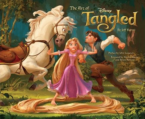 The Art of Tangled, Jeff Kurtti