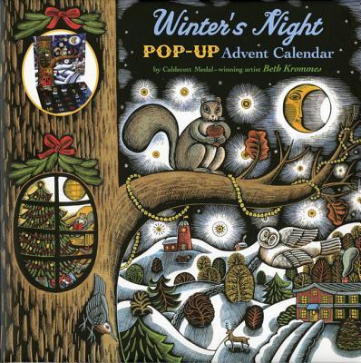 Image for Winter's Night Pop-Up Advent Calendar