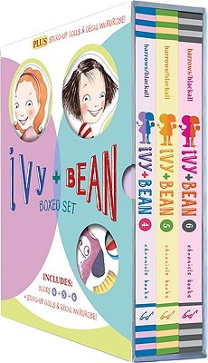 Image for Ivy and Bean Boxed Set 2: (Children's Book Collection, Boxed Set of Books for Kids, Box Set of Children's Books) (Books 4-6)