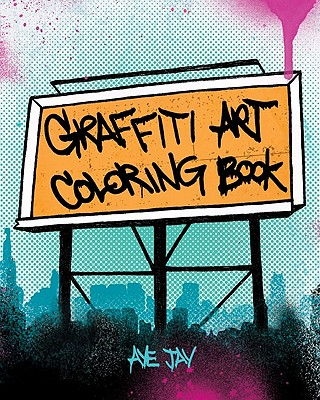 Image for Graffiti Art Coloring Book