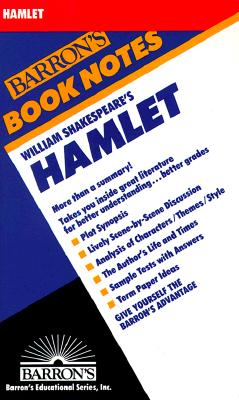 Image for Hamlet (Barron's Book Notes)