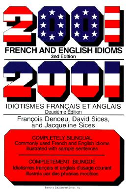 Image for 2001 French and English Idioms (2001 Idioms Series)