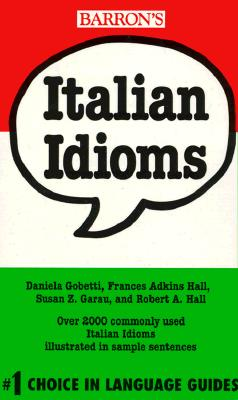 Image for Italian Idioms (Barron's Idioms Series)