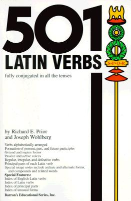 Image for 501 Latin Verbs (501 Verbs Series)