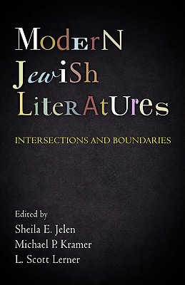 Image for Modern Jewish Literatures: Intersections and Boundaries (Jewish Culture and Contexts)