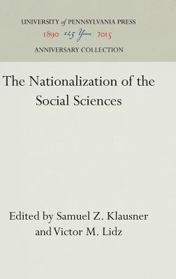 Image for The Nationalization of the Social Sciences