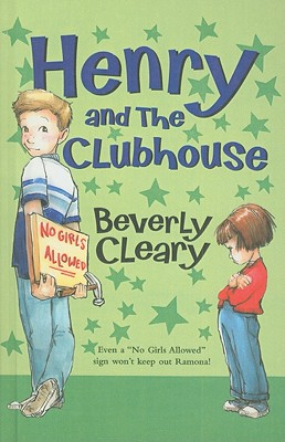 Henry and the Clubhouse (Henry Huggins), Cleary, Beverly