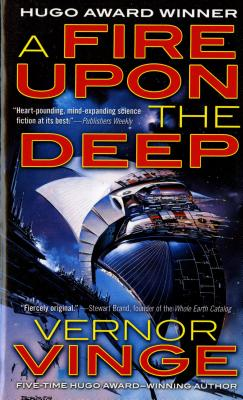 A Fire Upon The Deep (Zones of Thought), Vinge, Vernor