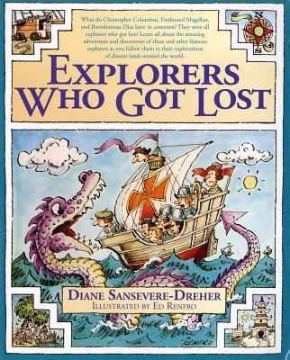 Image for Explorers Who Got Lost