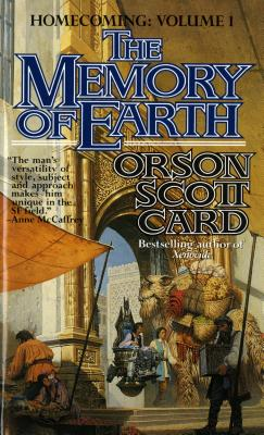 The Memory of Earth (Homecoming Saga) [science fiction], Orson Scott Card