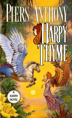 HARPY THYME, ANTHONY, PIERS