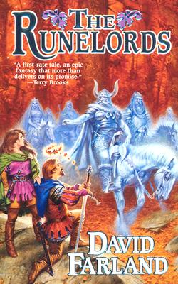 The Runelords: The Sum of All Men (The Runelords, Book One), DAVID FARLAND