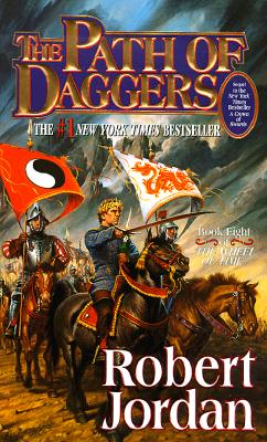 "Image for ""The Path of Daggers (The Wheel of Time, Book 8)"""