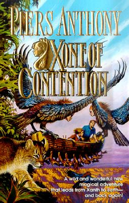 Image for Xone of Contention (Xanth, No. 23)