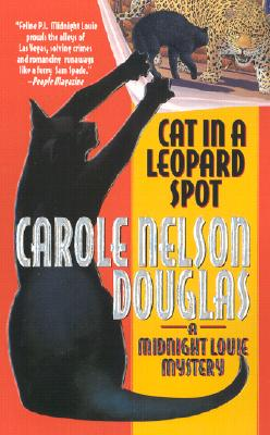 Image for Cat in a Leopard Spot: A Midnight Louie Mystery (A Midnight Louie Mystery)