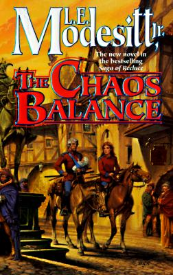 Image for The Chaos Balance (Saga of Recluce (Paperback))