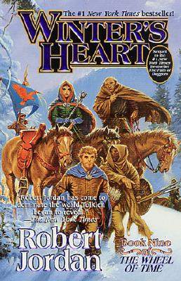 Winter's Heart (The Wheel of Time, Book 9), Jordan, Robert